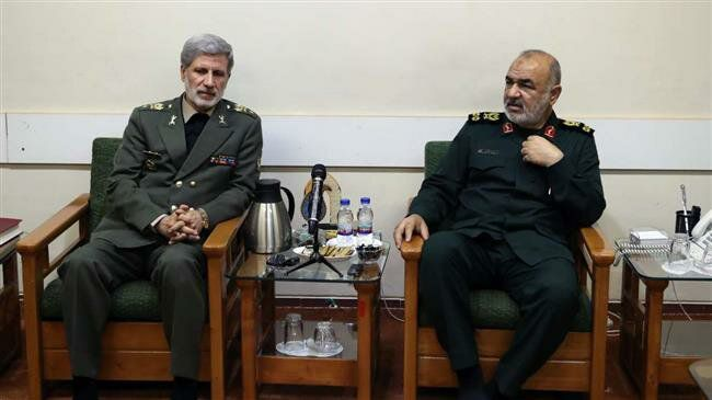 ifmat - IRGC commander America cannot put Iran in tight spot