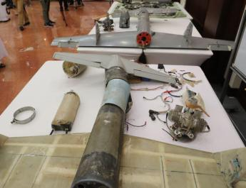 ifmat - Iran-backed Houthis take responsibility for drone attack on Saudi pipeline