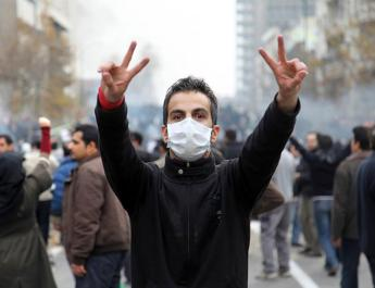 ifmat - Iran regime hardliners focused on dancing students