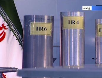 ifmat - Iran regime increasing uranium enrichment