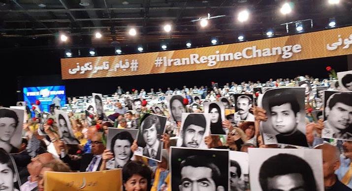 ifmat - Iranian people need support to change the regime