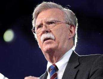 ifmat - John Bolton says Iran Regime is seeking nuclear arms