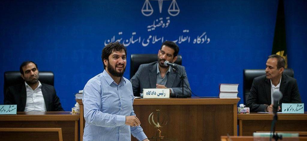 Mohammad Hadi Razavi charged with embezzlement