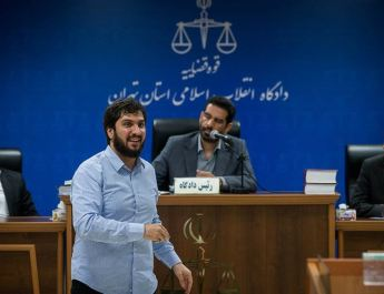 ifmat - Mohammad Hadi Razavi charged with embezzlement