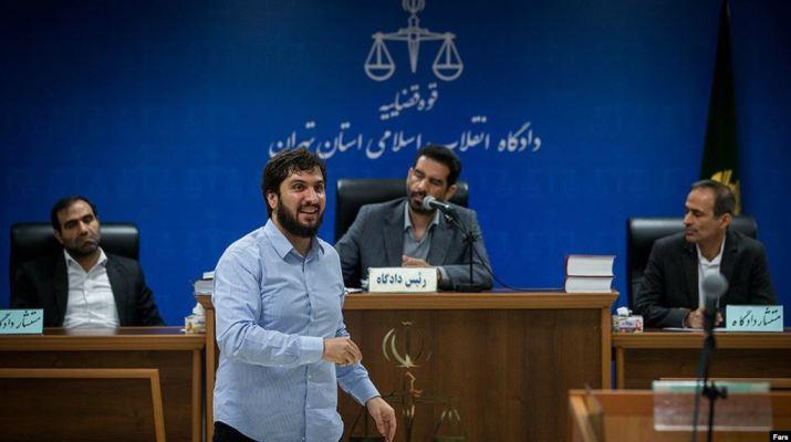 ifmat - Mohammad Hadi Razavi charged with embezzlement
