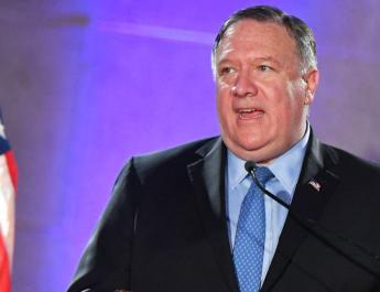 ifmat - Pompeo says Iran Regime attacked tankers to raise oil prices