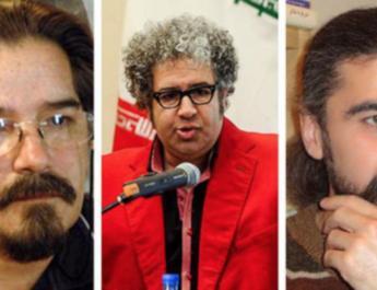 ifmat - Three writers in Iran sentenced to 18 years prison