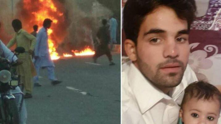 ifmat - Video of protests in Iran after police kill young man in Zahedan