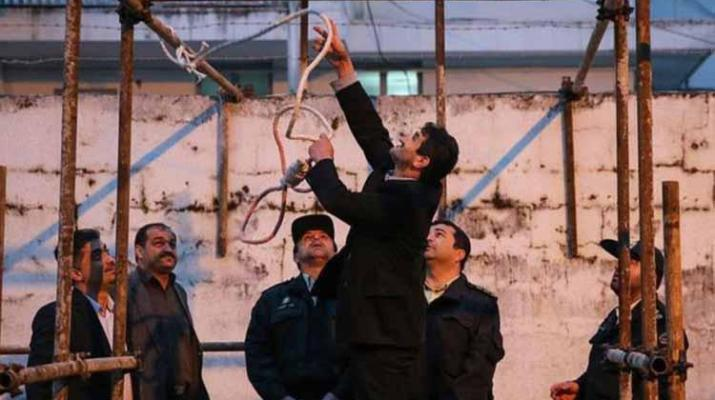 ifmat - Five prisoners hanged in Iran
