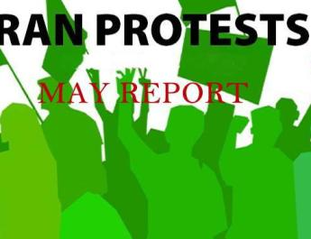 ifmat - Iran protests - May Report