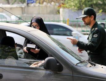 ifmat - Iranian state security forces ratchet up repressive measures against women