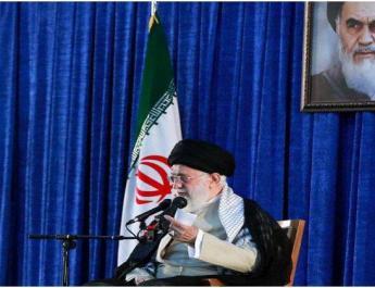 ifmat - Khamenei says Iran will not abandon its missile program
