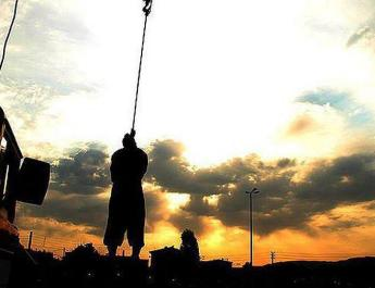 ifmat - Man hanged at Zanjan prison in Iran