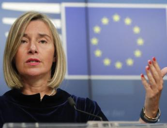 ifmat - Mogherini says special trade mechanism for Iran is operational