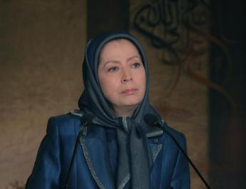ifmat - Support for Maryam Rajavi goes viral