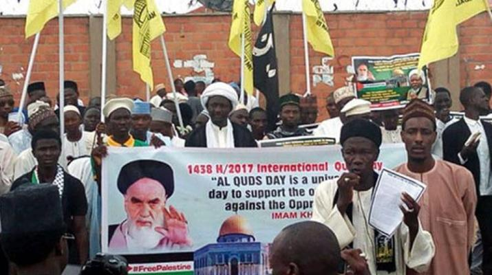 ifmat - Terrorist cells being established in Africa by Iran Regime