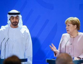ifmat -UAE and Germany call on Iran Regime to refrain from escalating tension in Gulf