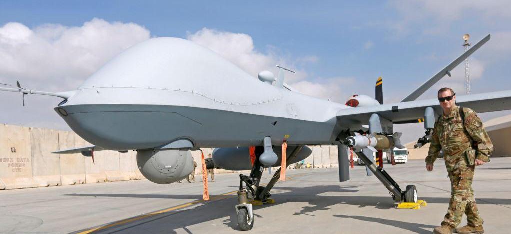 U.S. accuses Iran of helping Houthi rebels shoot down drone over Yemen