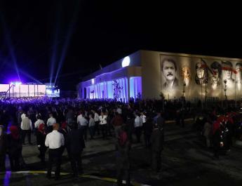 ifmat - Ashraf 3 in Albania showcases new Iranian future