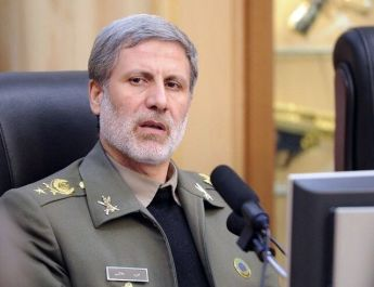 ifmat - General Hatami Iran will continue to boost the defense power