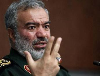 ifmat - IRGC commander claims Iran is undefeated in conflicts against US
