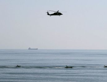 ifmat - IRGC detained foreign tanker in the Persian Gulf carrying contraband fuel