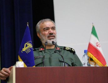 ifmat - IRGC warns US and Britain against provocative moves against Iran