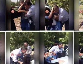 ifmat - Iran attorney general reacts to police brutality video