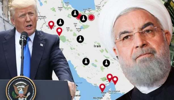 ifmat - Iran missile sites mapped