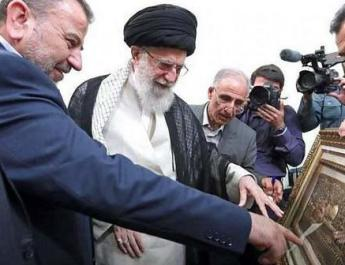 ifmat - Iran regime is trying to take over Gaza