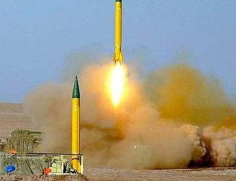ifmat - Iran test fires medium range ballistic missile