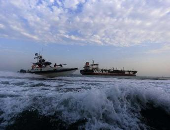 ifmat -Iranian aggression in the Gulf persists