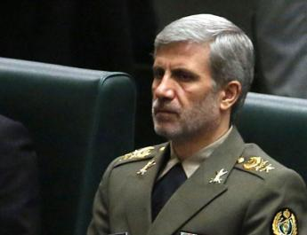 ifmat - Iranian defense minister to UK says downing of US plane was message to world