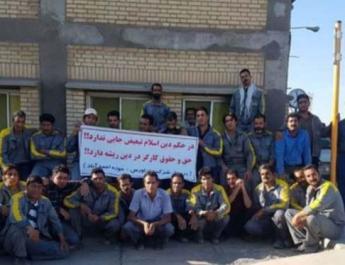 ifmat - Labor unrest gains momentum across southern Iran railways