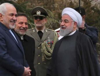 ifmat - Rouhani and Zarif pushes Europe to ignore US sanctions