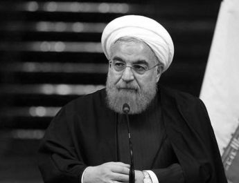 ifmat - Rouhani praise the Iranian Revolutionary Guards for firing at the US drone