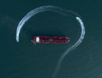 ifmat - Satellites images of spotted two seized tankers in Iran