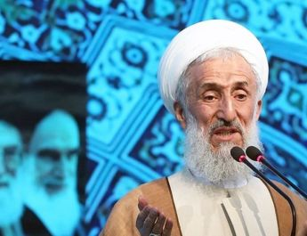 ifmat - Tehran Imam Kazem Seddiqi tells Britain to be ready for a hard slap
