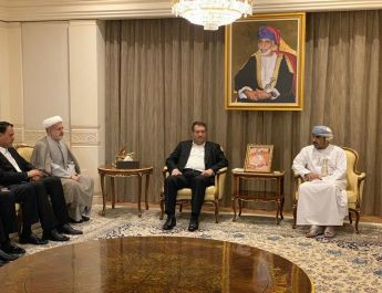 ifmat - Tehran and Muscat stress expansion of transportation ties