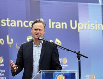 ifmat - UK Government must stand firm against Iranian regime