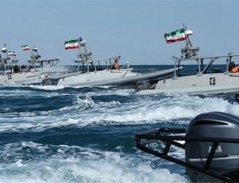 ifmat - Video of British Navy and IRGC confrontation in Persian Gulf