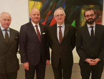ifmat - Designated head of Europe - Iran trade entity resigns