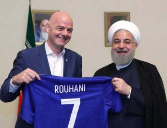 ifmat - FIFA says negotiations continue with Iran to allow women attend matches