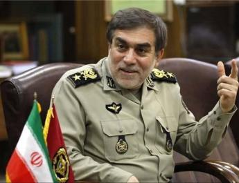 ifmat - General says Iran in possession of hidden military equipment