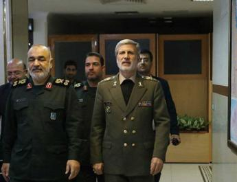 ifmat - IRGC commander threatens to destroy Israel if there is war in the region