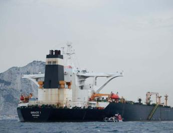 ifmat - Iran and UK exchange documents in bid to release oil tanker detained in Gibraltar