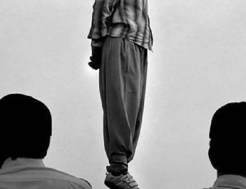ifmat - Iran hanged man in Sari City