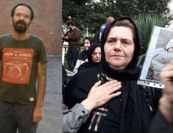 ifmat - Iran political prisoner and mother of political prisoner on hunger strike