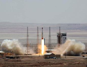 ifmat - Iran regime is preparing for third space launch