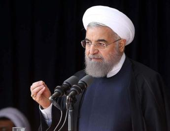 ifmat - Iranian president Rouhani says war with Iran would be mother of all wars